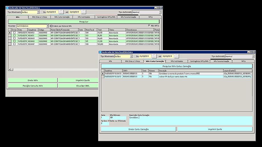 Acelerador QuickStore de Notas Fiscais e NFs Eletrônicas para Lojistas